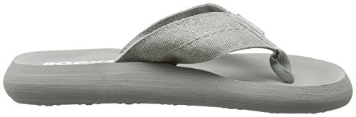 Rocket Dog Sabra - Sandalias Mujer Grey (Canvas Grey)