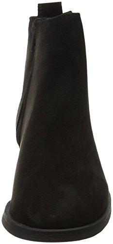 Black para Carlson Mujer Chelsea New Look Botas Black 0a8qq1vg