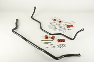 Firebird Rear Anti Sway Bar - ST Suspension 52080 Front and Rear Anti-Sway Bar Set