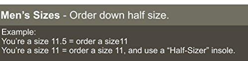 Sloggers Men's Premium Garden Clog , Black, Size 10,  Style 261BK10 - Image 1