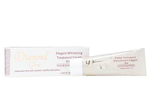 Diamond Glow Elegant Whitening Treatment Cream- 1.7 oz