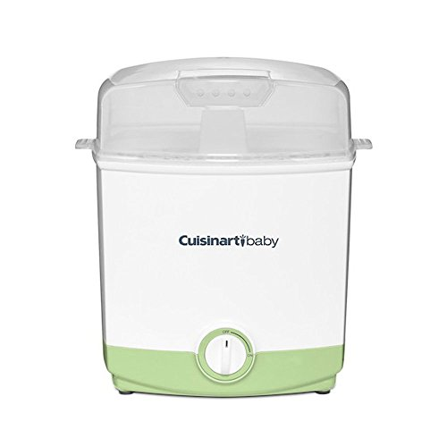 Cuisinart 6 Bottle Capacity Sterilizer, CS-6GN, Green by Cuisinart