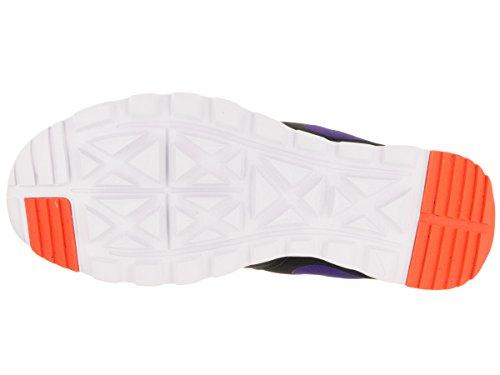 Zapatillas Nike Para Hombre Trainerendor, Ankle-high, Tela, Patineta, Negro