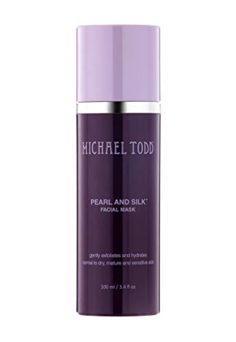 Michael Todd Pearl and Silk Extra Gentle Luxury Facial Mask