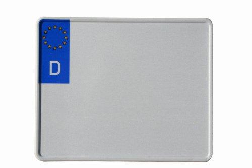 reflektierend mit Wunschkennzeichen Quad//Traktor//LKW KFZ-Kennzeichen EU 250 x 200 mm