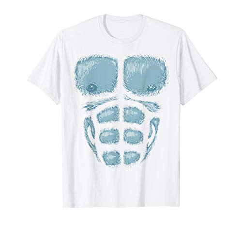 Abominable Snowman Costumes Amazon - Abominable Snowman Yeti Shirt Bigfoot Shirt