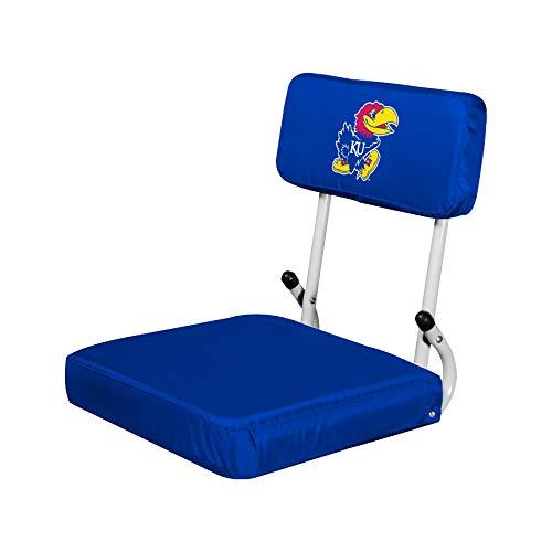 - NCAA Kansas Jayhawks Hardback Stadium Seat