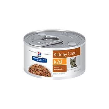 Amazon Com Hill S Prescription Diet K D Kidney Care