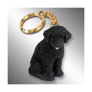 Portuguese Water Dog Keychain 11