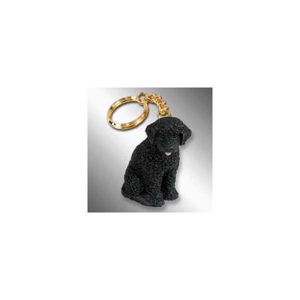 Portuguese Water Dog Keychain 1
