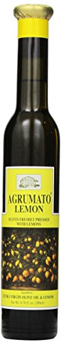 Agrumato Oil Lemon Olive - Agrumato Lemon Extra Virgin Olive Oil, 200 mL
