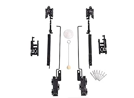 Amazon.com: Sunroof Track embly Repair Kit for Ford F150 F250 ... on