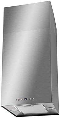 Campana extractora F.BAYER SAND IS40E, 40 cm, acero inoxidable, 850 m3/h, eficiencia energética A LED: Amazon.es: Grandes electrodomésticos