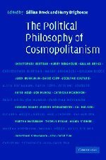 Download By Gillian Brock - The Political Philosophy of Cosmopolitanism: 1st (first) Edition PDF