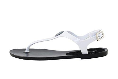 Blanc Armani Bride femme Blanc cheville Jeans qZSwB7z