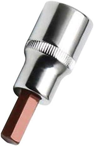 joyMerit 1/2インチのパワードリルはソケットビットの六角レンチのスクリュードライバーのアダプターに影響を与えます - 8mm
