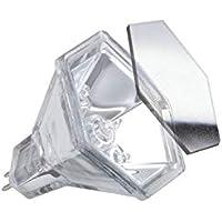 Paulmann Halógena 12V 35W Hexagonal en Plata [Conjunto