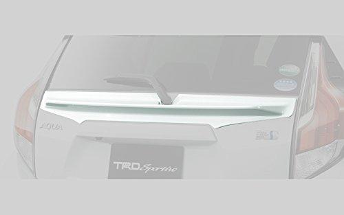 TRD テールゲートスポイラー アクア ライムホワイトパールCS(082)  MS316-52001-A1 B00UWVUSWM