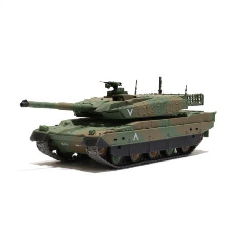 IMEX/Waltersons 1/72nd Scale Japanese Type 10 RC Infrared Battle Tank