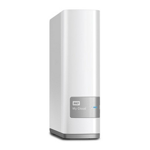 Western Digital 2TB My Cloud persönliche Cloud NAS Festplatte - LAN - WDBCTL0020HWT-EESN