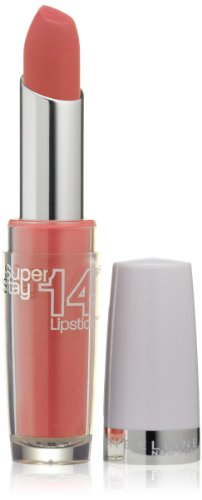 Maybelline New York Superstay 14 hour Lipstick, Pout On Pink, 0.12 Ounce