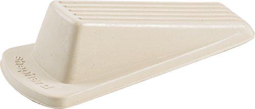 (Shepherd Hardware 9163 Heavy Duty Rubber Door Wedge, Off-White)