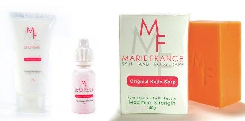 Marie France Dark Butt, Inner Thighs and Bikini