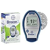 Bayer Ascensia Breeze 2 Blood Glucose Monitoring System
