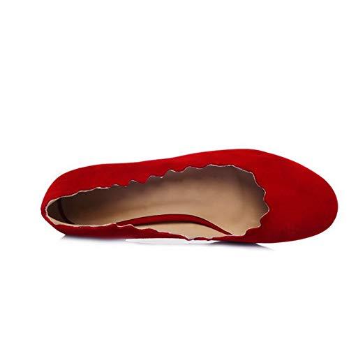 36 Apl11266 Compensées Sandales Balamasa Red 5 Rouge Femme x8qgWYHU