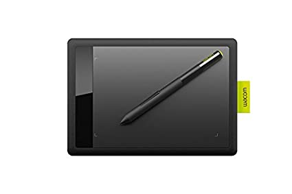 Amazon com: Wacom Bamboo CTL471 Pen Tablet for PC/MAC (Black and