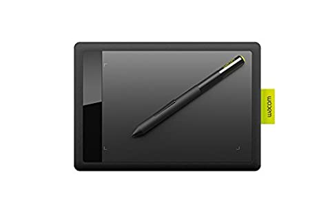 Sensational Wacom Bamboo Ctl471 Pen Tablet For Pc Mac Black And Lime Download Free Architecture Designs Itiscsunscenecom