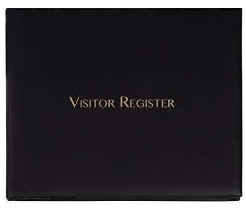 office visitor register book - 8