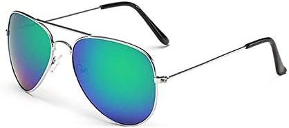 OULN1Y Sport Sonnenbrillen,Vintage Sonnenbrillen,Pilot Mirror Sunglasses Women/Men Sun Glasses Women Vintage Outdoor Driving