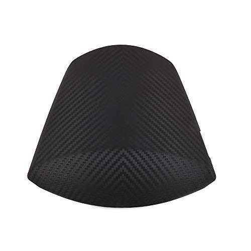 Motorcycle Rear Seat Cowl Passenger Pillion Fairing Tail Cover For Suzuki GSXR600 GSXR750 2011-2016 K11(Black)