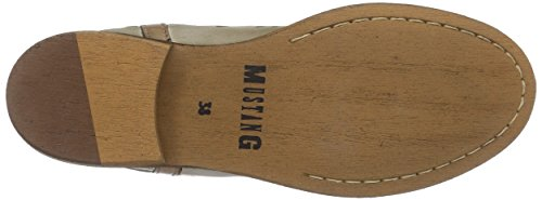 Mustang 2830-512-4 Damen Chelsea Boots Beige (4 beige)