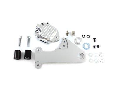Aluminum 2 Piston Rear Caliper - 4