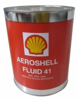 Aeroshell 41 for Aircraft - Mineral Hydraulic Fluid - 1 Gallon