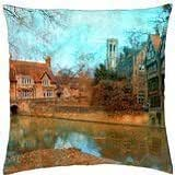 English houses - Throw Pillow Cover Case (18