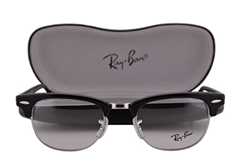 Ray Ban RX5154 Eyeglasses 51-21-145 Shiny Black 2000 RX - Ban Real Aviators Ray