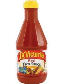 La Victoria, Red Taco Sauce, 12 oz