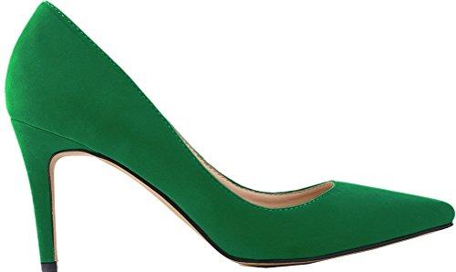Green Find Sandales Compensées 36 Vert Femme Nice 5 wpp7UrqX5