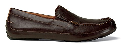 9 Moc Chocolate Men's Shoe OLUKAI 5 Akepa Chocolate wvnqY561