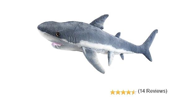 /Peluche tibur/ón de 130/cm PTS/