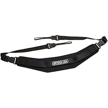 OP/TECH USA 1501372 Pro Loop Strap for Camera Equipment (Black)