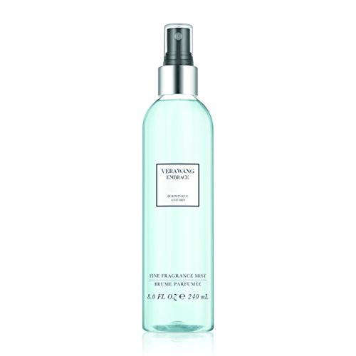 Mist Iris (Vera Wang Embrace Body Mist for Women Periwinkle and Iris Scent 8 Fluid Oz. Body Mist Spray Passionate, Floral and Sparkling Fragrance)