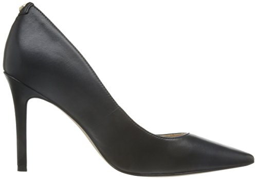 Black Sam Hazel Leather Noir Femme Edelman Escarpins XXxSUr