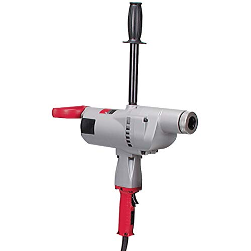 Milwaukee 120 V 10 A 250 RPM Corded Super Hole-Shooters Large Drill With 1 1/4