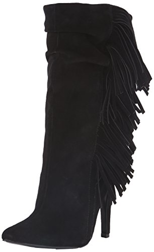 Aldo Women's Cireven Slouch Boot, Black, 10 B US