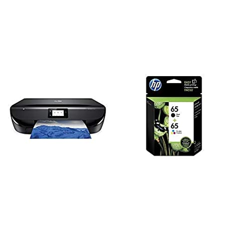Amazon.com: HP ENVY 5055 Impresora de fotos inalámbrica todo ...