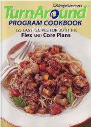 Weightwatchers: Turn Around Program Cookbook 725 easy Recipes for Both the Flex and Core (Turn Around Program)